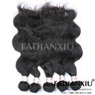ponytail black hair wholesale virgin malaysian hair available U I clips
