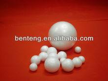 2013 hot selling popular yellow 5cm foam ball
