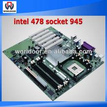 Intel 478 socket 945 motherboard