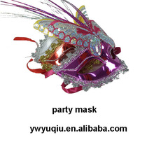 factory direct sell high quality face mask party