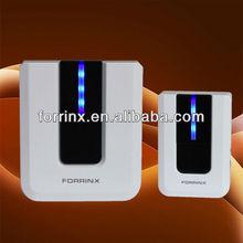 DoorBot wireless doorbell cam lets you see visitors