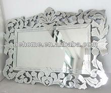 Fashional venitian wall mirror hotel decorative mirror