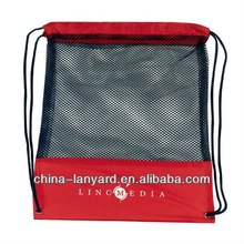 Drawstring Nylon Mesh Gift Bag