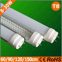 600mm/ 900mm/ 1200mm/1500mm Home Office T8 LED Tube Light