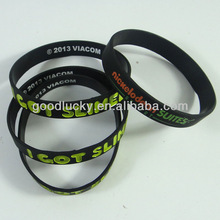 Hot sales silicon band for good promotion