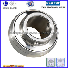 440c stainless steel insert bearing with pillow block unit