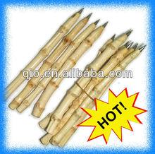 eco-friendly bamboo root ball pen