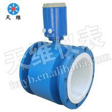 water flow pulse sensor magnetic water flow meter