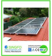 Dongguan 4000W 4000W Off-Grid Solar Power System