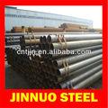 astm a53 laminado en caliente tubería de acero negro para de la estructura de los fabricantes de china