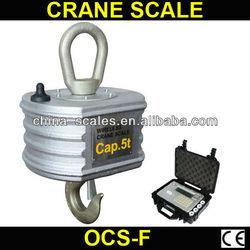 wireless communication cast steel OCS-F 5000kg power balance