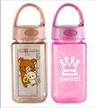 promoção bonito garrafa de água desporto garrafa crianças garrafa tritan