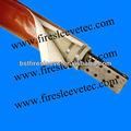 bst silicone fibra de vidro fornos de arco elétrico removívelisolamento cobertor