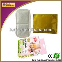 heating menstrural care pad/heated underwear for women