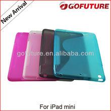 Customized tpu case for ipad mini