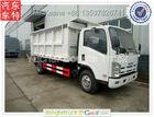 8 tons 700P Isuzu 4*2 dump type garbage truck +86 13597828741