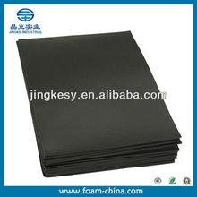 pvc black foam sheets