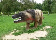 PopularOutdoor Amusement Park Zoo Equipment Scale Model Animal