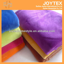2013 Hot Sale Plain Dyed Silk Touch Oversized Throw/Blanket