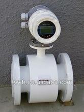 LD electromagnetic susu/milk/beverage flowmeter electromagnetic flow meter