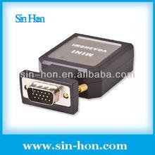 VGA to HDMI Converter With Audio Input VGA to HDMI