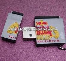 PVC Radio Shape USB Flash Drive 64gb