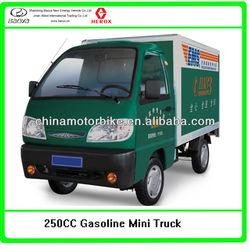 250cc petrol mini van