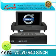 LSQ Star car dvd for volvo S40 with gps navigation bluetooth USB SD car camera Super Bass 5.1Mode