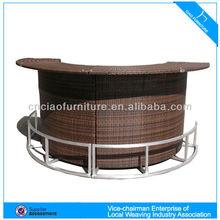 HM-rattan outdoor furniture roll bars for trucks CF661T
