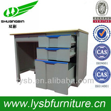 Customized multifunction cheap mobile computer desk