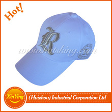 3D embroidered logo high quality baseball caps
