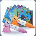 2013 caliente de la venta de la ciencia de la pluma de lectura de la palabra/frase/infantil juegos de aprendizaje