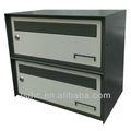Foshan jhc-3042 apartamento nuevo buzón de metal/oficina letterbox/residencial buzón de correo electrónico