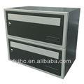 Foshan JHC-3043 piedra angular de bloqueo automático de Metal buzones / Letterbox / residencial buzón