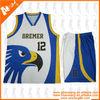 Sublimation Basketball Uniform, Basketball Kit, Basketball Jersey, Basketball Shorts