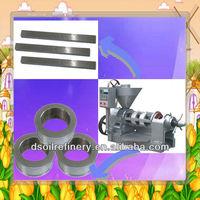 Homemade screw oil press Soybean oil expeller palm kernel oil expeller machine for hot sale