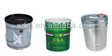 20l paint tin barrel production line