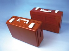 china ABS empty safety kit box for industry