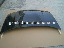 auto carbon fiber/pu/pp/frp oem engine bonnet/hood for subaru wrx8