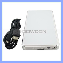 "2.5"" HDD SATA External Hard Drive 500GB Silver"