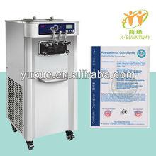 Popular mochi ice cream machine for ice cream manufacturer