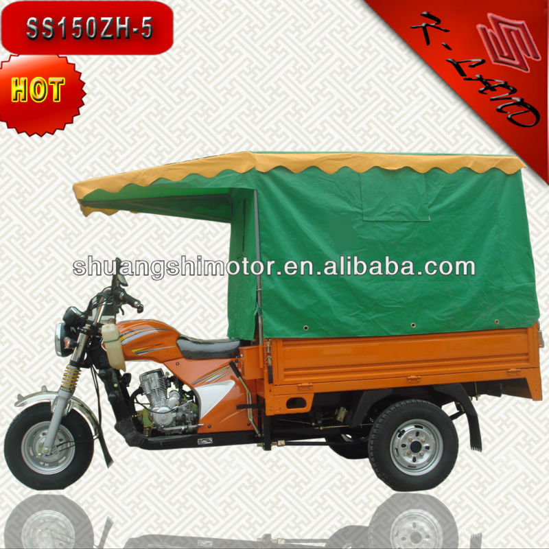 150cc three wheel passenger motor tricycle/tricycles passenger