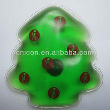 Green Color Christmas Hand Warmer
