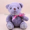 brinquedo de pelúcia roxo urso gomoso e brinquedos de pelúcia urso atacado