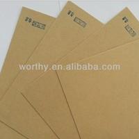 Electrical insulating paper /pet film presspahn