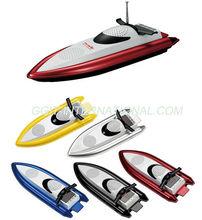 Portable mini yacht / ship speaker with FM radio