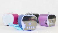 Good sound quality mini digital speaker audio portable speaker