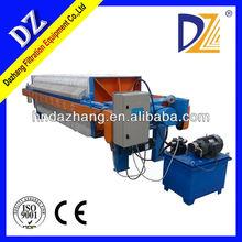 Volcanic Ash Filter Press