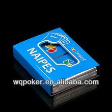 NAIPES BRAND PLASTIC POKER japan playing card