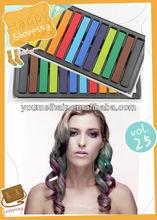 new arrival high quality colourful hair chalk piece